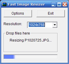 Click to view Fast Image Resizer screenshots